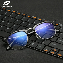Diguyao Merk Mannelijke Blokkeren Glazen Optische Eye Filter Vrouwen Anti Blauw Computer Bril Tv Gaming Eyewear Mannen Anti Blauw Bril