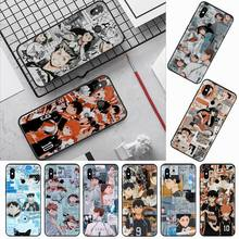 haikyuu Japan anime volleyball Phone Case Cover For