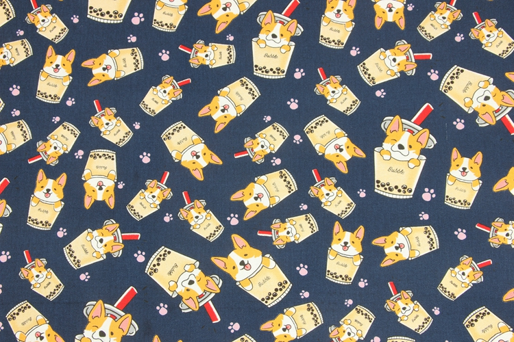 Thick Cotton Fabric 004