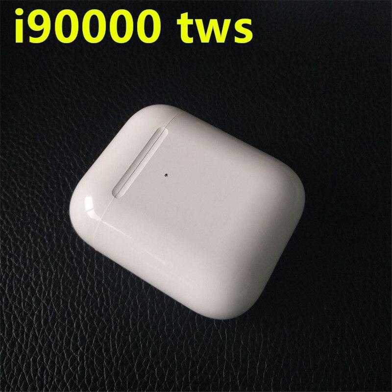 I90000 Tws capteur intelligent sans fil Bluetooth écouteur super basse pour iphone11 PK i2000 i5000 i9000 TWS