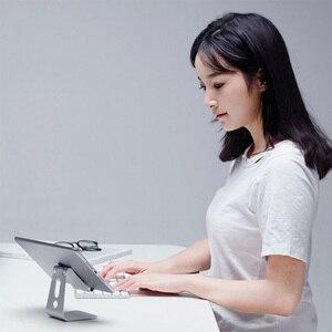 Image 4 - Youpin נייד טלפון מחזיק Tablet שולחן העבודה Stand טלפון סוגר יציב ללא רועד אלומיניום 7/12 סנטימטרים עבור משרד בית