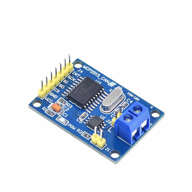 A18-- MCP2515 CAN Bus Module TJA1050 receiver SPI For 51 MCU ARM controller image