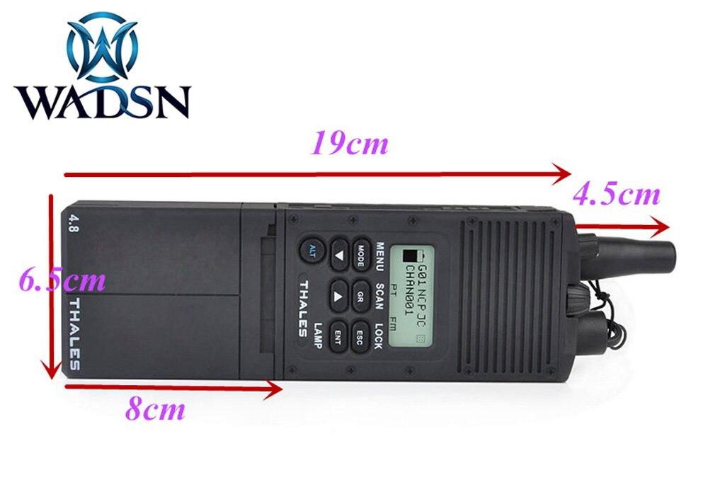 caso softair prc 148 talkie walkie caso