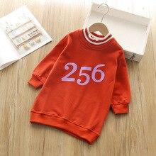 kids sweatshirts toddler girl sweatshirt 2019 autumn Baby Girls Sweatshirts long sleeves sweater for T-shirt clothes Hoodie