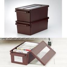 Dvd диск коробка для хранения пыли CD диск коробка PS4 коробка для хранения игровой диск коробка для хранения стойки