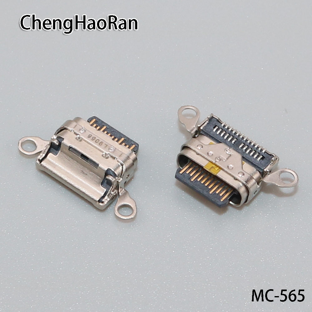 2PCS For Xiaomi Black shark 2 Micro USB Charger Charging jack Connector Socket charger Port Dock plug type c Female Repair Parts
