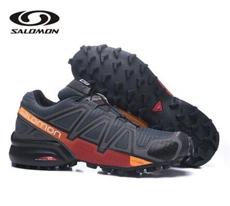 Salomon Speed Cross 4 CS chaussures de course de fond marque baskets homme chaussures de Sport athlétique SPEEDCROS chaussures d'escrime - 6