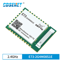E73-2G4M08S1E small size IOT communication module nRF52833 BLE5.1 Ble mesh Thread Zigbee