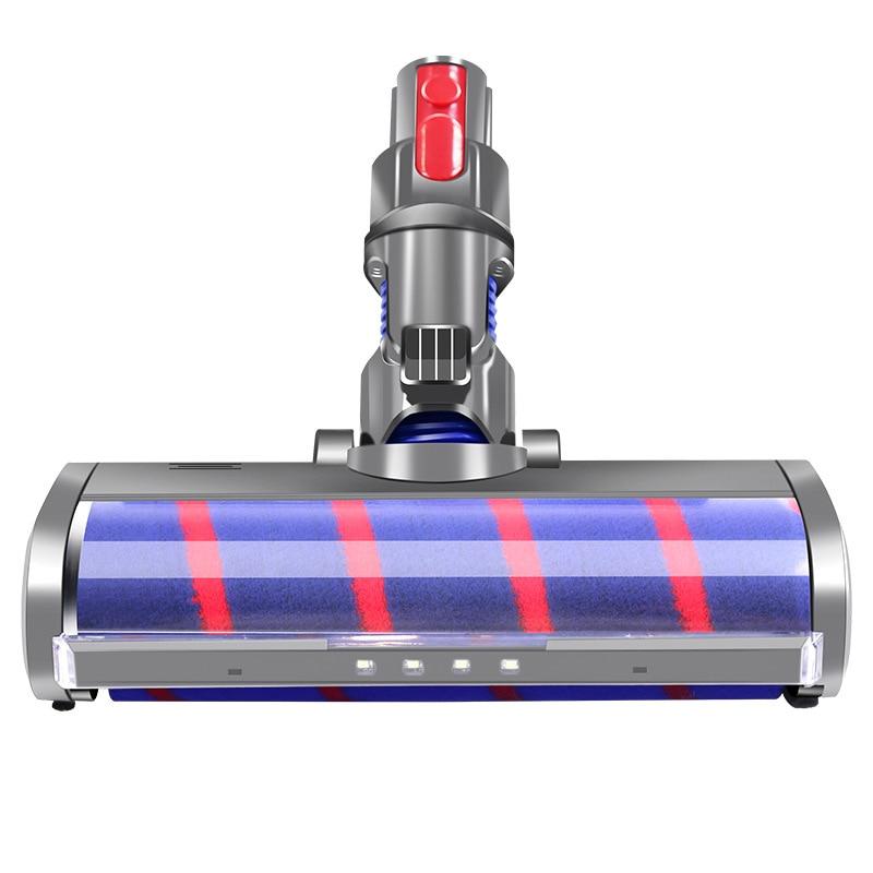 Replacement For Dyson v6 v7 v8 v10 v11 Hand-held Vacuum Cleaners Parts Carpet Hard Floor Motor Head Electric Soft Roller Brush