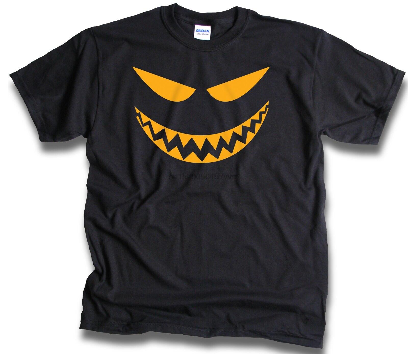 Mens Womens Funny Evil Cool Gremlin Face Black T Shirt Sm 3XL