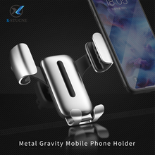 Universal Car Phone Holder 360 For iPhone X Samsung Mount Pocket Socket Cell