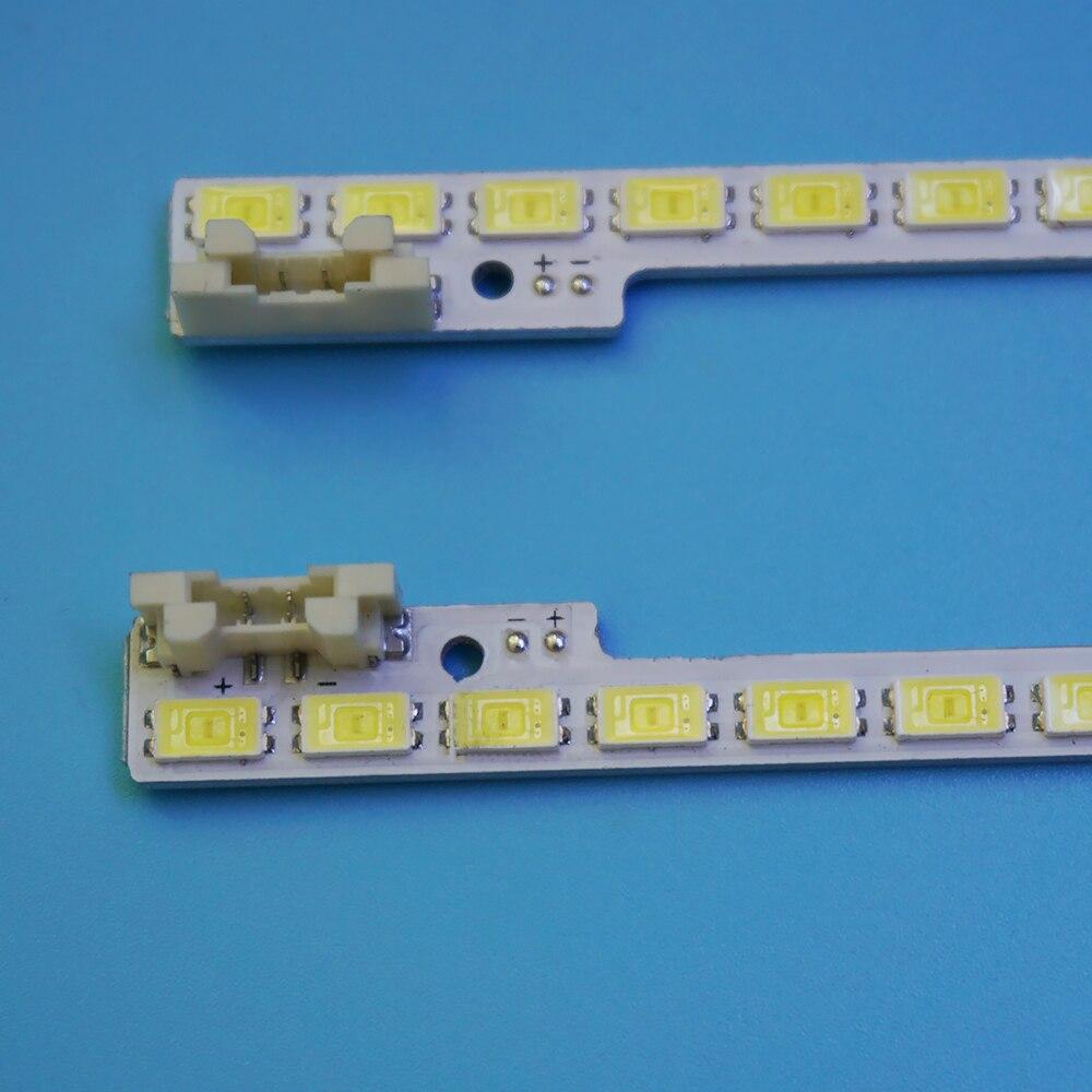 510 мм Светодиодная лампа с подсветкой 72 светодиода для Samsung 46 дюймов LCD TV UA46D5000PR 2011SVS46 5K6K H1B-1CH BN64-01644A UE46D6100SW