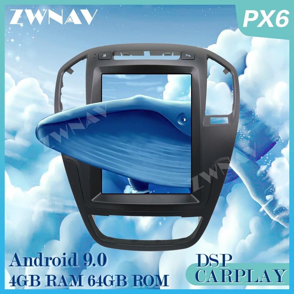 Автомобильный мультимедийный плеер Tesla style, Android 9,0, для Opel Insignia Vauxhall Holden CD300 CD400, GPS, радио, вертикальный экран, головное устройство|Мультимедиаплеер для авто|   | АлиЭкспресс