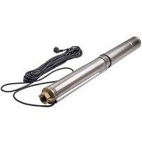 4 zoll 1100 W-6600 L/H Bürstenlosen Tauch Pumpe 102 m + 20m Kabel Länge