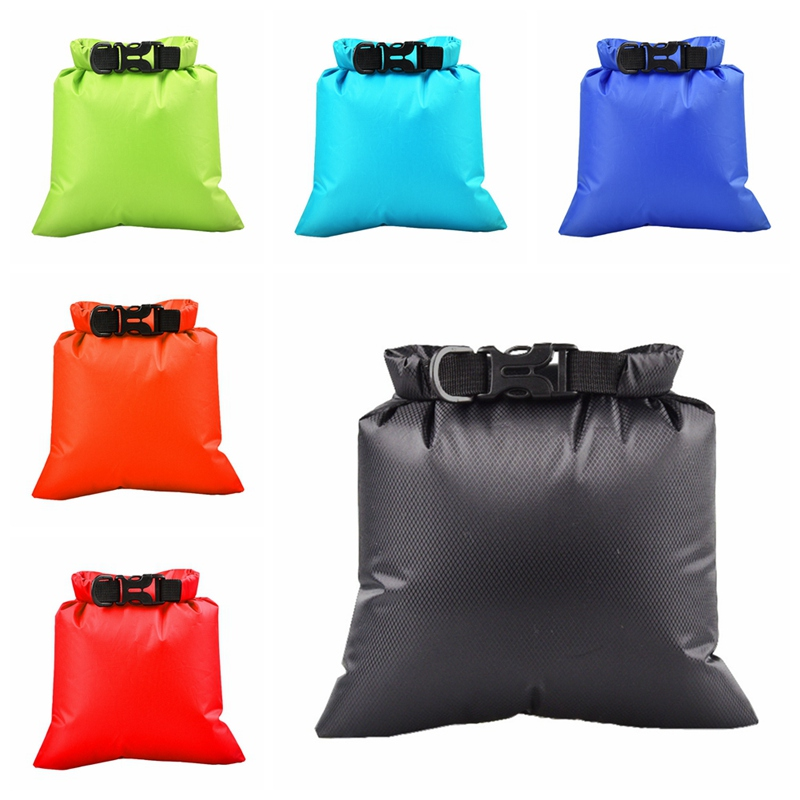 3L Outdoor Waterproof Bag Dry Bag Sack Floating Dry Gear Bags For Boating Fishing Rafting Swimming