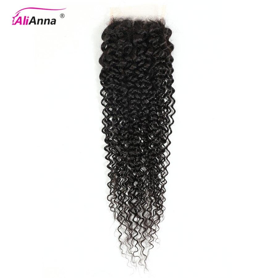 6x6 Closure Alianna Hair Curly Closure Malaysian Human Hair Closure Remy Hair Weaving 5x5 Lace Closure Cheep Hair For Women