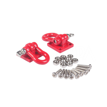 Accesorios de báscula 1/10, marco de recambio de Metal para coche de...
