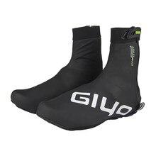 1 par de ciclismo sapato cobre à prova dwindproof água à prova vento homem quente mulher overshoes estrada da bicicleta mtb inverno sapato capa protector