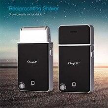 Портативная мини Бритва для мужчин, тонкая электробритва, дорожная USB аккумуляторная сабельная Бритва для удаления волос, триммер для бороды, инструмент для ухода за лицом 47