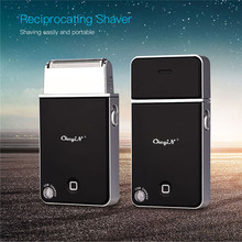 Portable Mini Slim Electric Shaver Razor Men Travel USB Rech