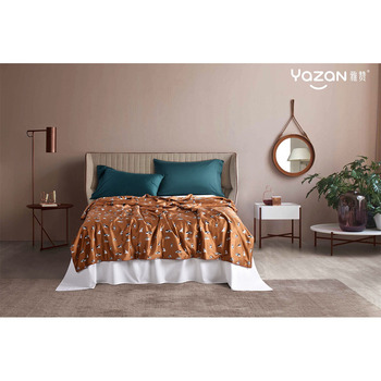 Summer Bedspread Queen Size Geometric Printed Double Quilts and Duvets for Adults Thin Air- conditioned Comforter colcha For Bed summer bedspread queen size geometric printed double quilts and duvets for adults thin air conditioned comfortercolcha for bed