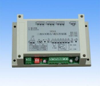 Three-phase SCR thyristor power control / voltage regulator controller PC03B TAC03B thyristor trigger board