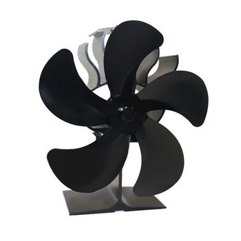 Fireplace Fan Friendly Thermal Power High Temperature Environmentally Thermal Energy Circulating Fan Aluminum Alloy Profile sea surface temperature variations near thermal power plants