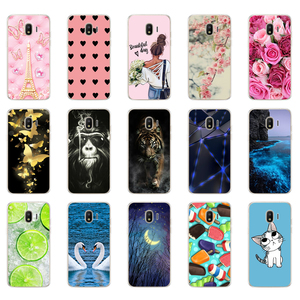 Image 4 - TPU Phone Cases for samsung J2 2018 case Slicone Fashion back cover for Samsung Galaxy j2 2018 SM J250F case New design