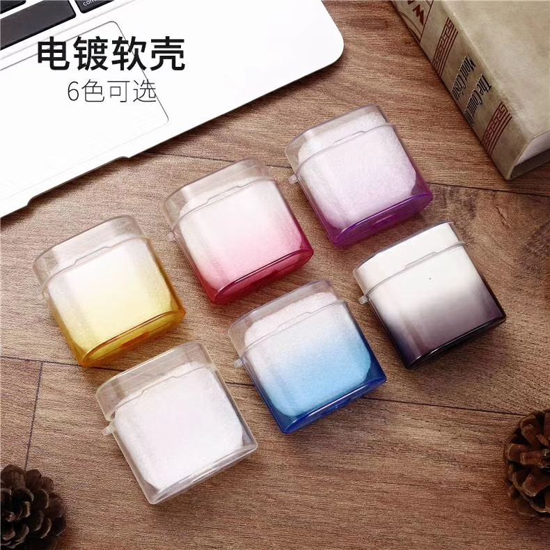 For Xiaomi Mi Airdots Pro 2 TPU Full Case Cover For Air 2 TWS Wireless Bluetooth Earphone Protection Sleeve Frame Accessories