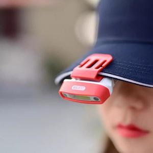 Image 4 - Xiaomi Mijia Beebest Gebaar Sensor Draagbare Licht Koplamp Cap Clip Licht Multifunctionele Inductie Zaklamp Usb Oplaadbare