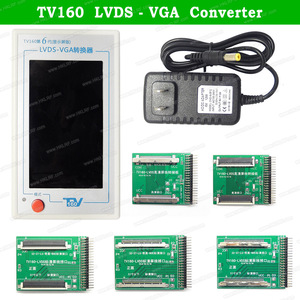 Image 5 - TV160 7th 6th Generation of LVDS Turn VGA Converter With Display LCD/LED TV Motherboard Tester Mainboard Tool