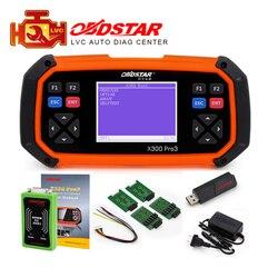 OBDSTAR X300 PRO3 Key Master OBDII X300 OBD2 Key Programmer Odometer Correction Tool EEPROM/PIC Update Online