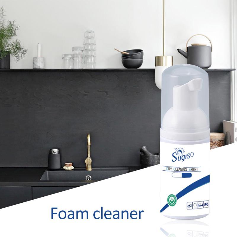 Waterless Fabric Cleansing Foam