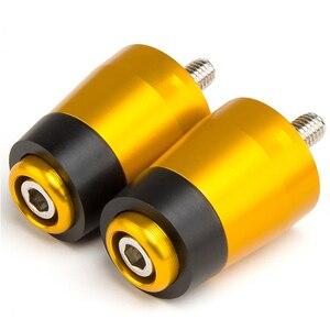 Image 3 - Suitable for Honda Forza 125 200 300 10 19 years refitting CNC handle plug balance plug