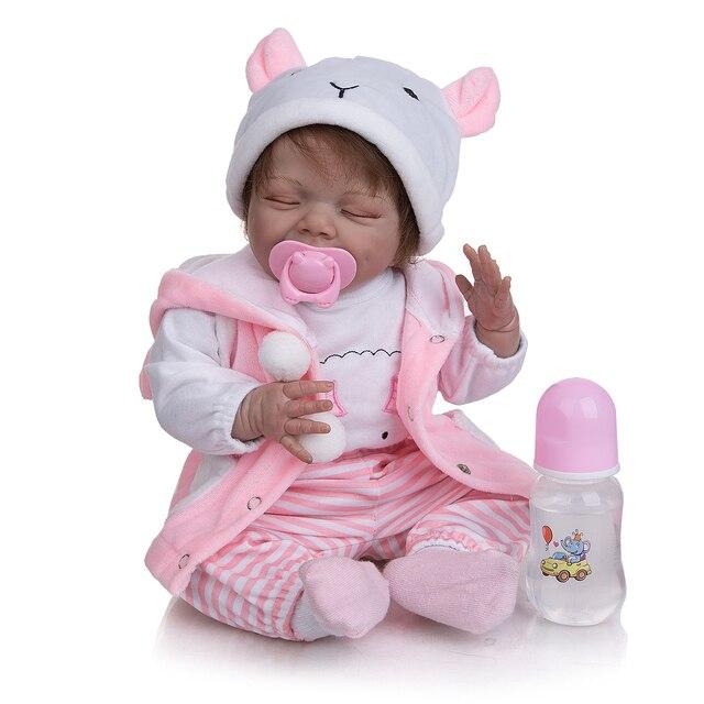 Кукла-младенец KEIUMI 20D08-C588-S25-H162 2