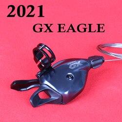 2021 sram gx eagle 1x12 velocidade mtb bicicleta shifter alavanca gatilho lado direito preto