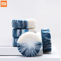 Xiaomi czyste n świeże podwójne efekt pochłaniający zapachy do czyszczenia bloku toaletowego niezależne rozpuszczalne w wodzie Film oczyszczacze powietrza w Oczyszczacze powietrza od AGD na