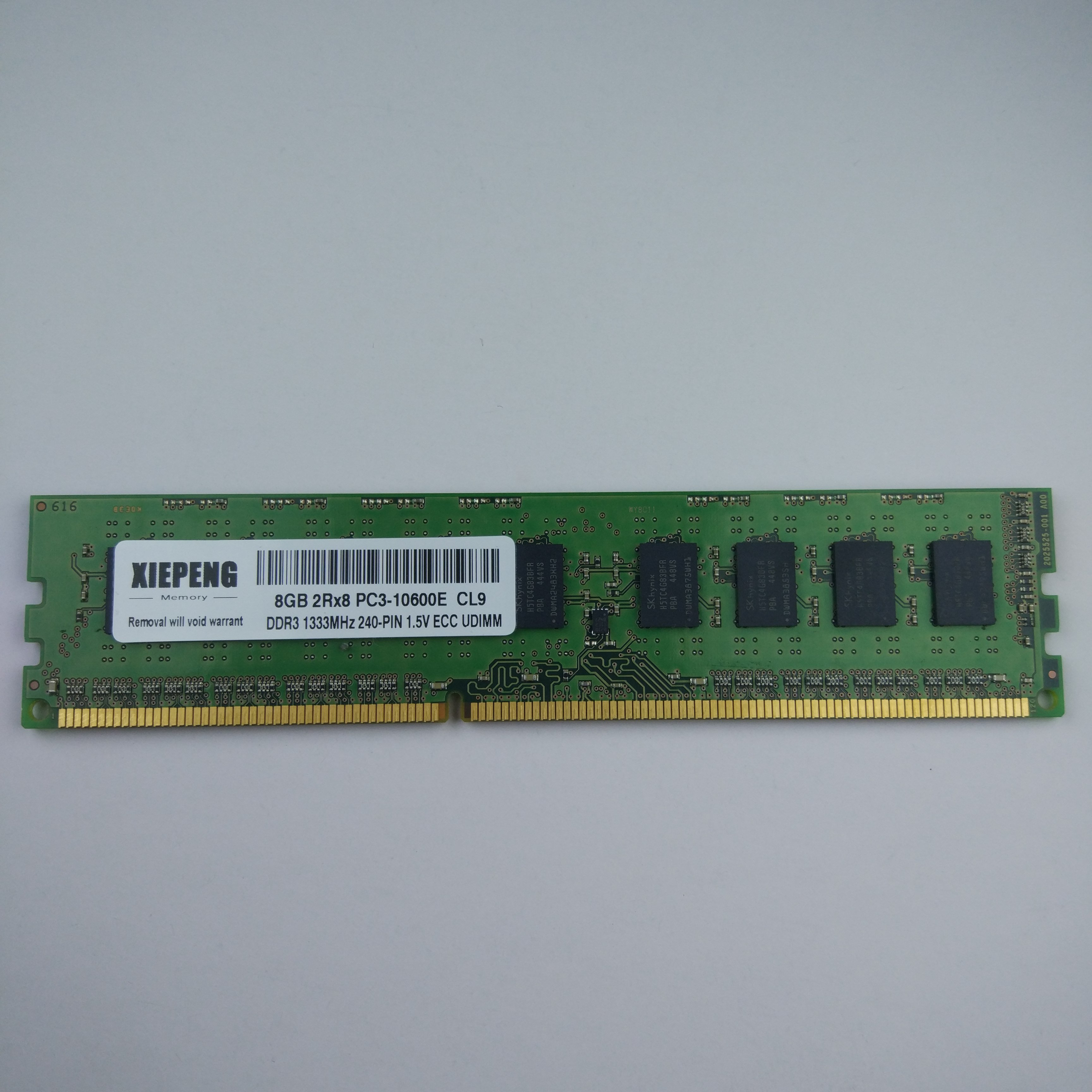 Server 8GB DDR3 1333MHz <font><b>RAM</b></font> 16GB 2Rx8 PC3-10600 <font><b>4GB</b></font> ECC for <font><b>HP</b></font> ProLiant SL270s SL250s SL230s ML350e Gen8 Registered ECC memory image