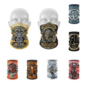New Style Men's Sports Turban Summer Neck Gaiter Magic Scarf Protection Face Wrap Seamless Tubular Women Headband Unisex Bandana - discount item  42% OFF Scarves & Wraps