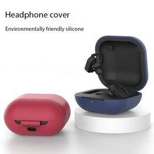 For Apple Beats Powerbeats Pro Case Shockproof Cover For Apple Beats Powerbeats Pro Silicone Earphone Cases Funda Coque наушники apple beats powerbeats 3 wl черный ml8v2ze a
