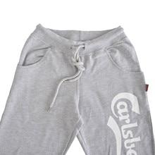 Long Pant Carlsberg size S 100% cotton gray jumpsuit women CBU2902