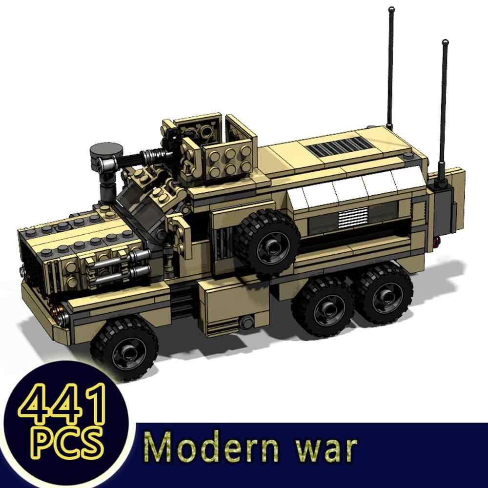 مكعبات بناء عسكرية من ماركة lepining طراز ww2 لمركبات ألمانيا تكنيك حرب برق مضاد للرعد نماذج لألعاب الطوب هدية