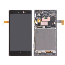 Top quality LCD Screen and Digitizer Full Assembly with Frame for Nokia Lumia 830 for nokia lumia 830 leather case scrub wallet leather case for nokia lumia 830 with card holder