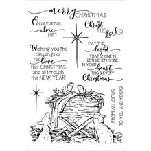 Christmas Transparent Clear Silicone Stamp/Seal for DIY scrapbooking/photo album Decorative clear stamp недорго, оригинальная цена