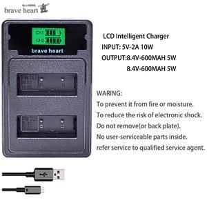 Image 3 - 2000mAh PS BLS5 BLS 5 BLS5 BLS 50 BLS50 Battery for Olympus PEN E PL2,E PL5,E PL6,E PL7,E PM2, OM D E M10, E M10 II, Stylus1