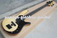 New Arrival 4 String Electric Bass Guitar Fodera Yin Yang Standard Bass Guitar 4 String Free Shipping