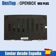 5PCS Openbox V8S PLUs Digital Satellite Receiver Mit AV Unterstützung USB Wifi WEB TV Biss Schlüssel 2xUSB Youporn CCCAMD SOLOVOX