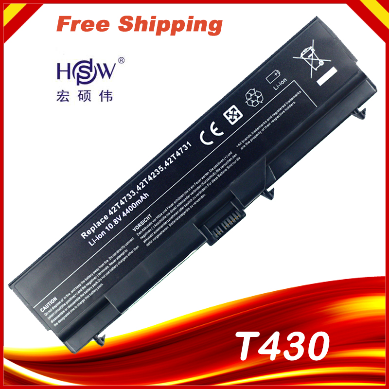 <font><b>Battery</b></font> for <font><b>LENOVO</b></font> ThinkPad <font><b>L430</b></font> L530 T430 T430I T530 T530I W530I W530 image
