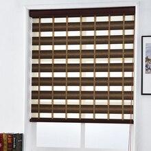 Китайский поставщик разные цвета Высокое качество Индивидуальный размер для дома затемненные жалюзи shangri-la