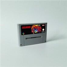 Super Metroided lub Hyper Metroided karta do gry RPG wersja EUR oszczędzanie baterii